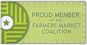 Proud member of the farmers coalition